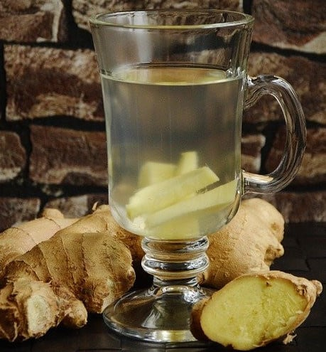 Best Ginger Tea Recipe, 1 soothing recipe for you