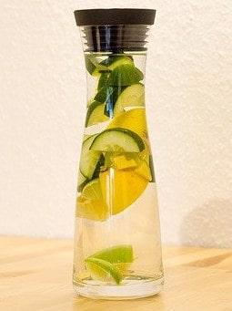 Health benefits of cucumber tea, 7 great benefits