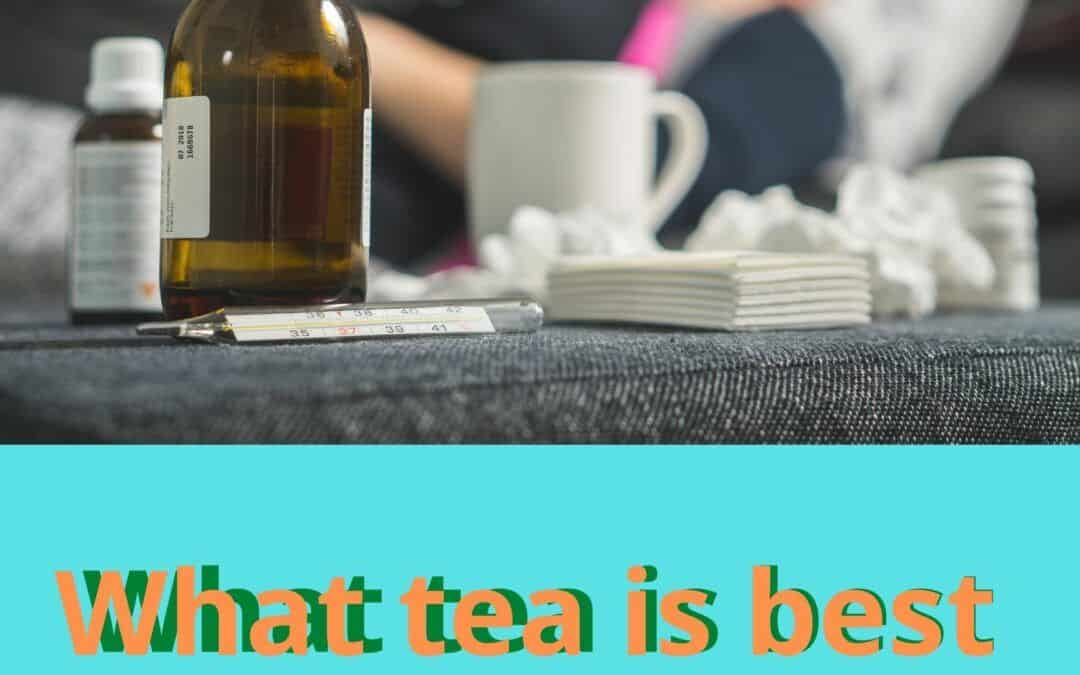 What tea is best for upset stomach? 7 blissful teas